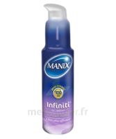 Manix Gel Lubrifiant Infiniti 100ml à Le Teich