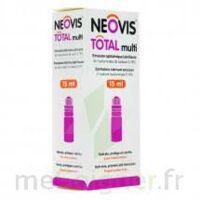 Neovis Total Multi S Ophtalmique Lubrifiante Pour Instillation Oculaire Fl/15ml à Le Teich