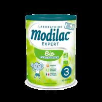 Modilac Expert Bio 3 Lait Poudre B/800g à Le Teich