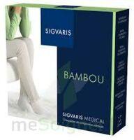 Sigvaris Bambou 2 Chaussette Femme écume N Large à Le Teich