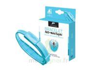 Pharmavoyage Bracelet Répulsif Origine Végétale Anti-moustique Bleu à Le Teich