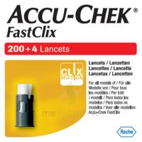 Accu-chek Fastclix Lancettes B/204 à Le Teich