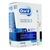 Oral B Professional Brosse Dents électrique Soin Gencives 3 à Le Teich