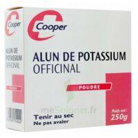 Cooper Alun Potassium Poudre B/250g à Le Teich