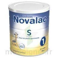 Novalac S 1 Lait En Poudre Naissance à 6mois B/800g à Le Teich