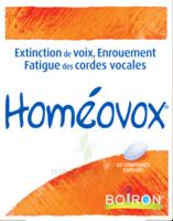Boiron Homéovox Comprimés à Le Teich