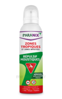 Paranix Moustiques Lotion Zones Tropicales Aérosol/125ml à Le Teich