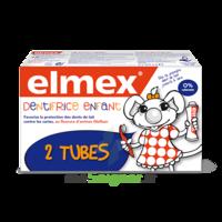 Elmex Duo Dentifrice Enfant, Tube 50 Ml X 2 à Le Teich
