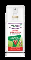 Paranix Moustiques Spray Zones Tropicales Fl/90ml à Le Teich