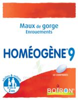 Boiron Homéogène 9 Comprimés à Le Teich