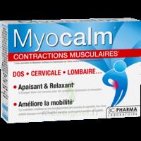 Myocalm Comprimés Contractions Musculaires B/30 à Le Teich