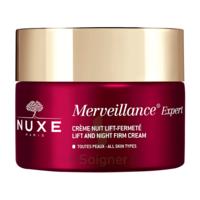 Acheter Nuxe Merveillance Expert Crème Nuit Rides installées et Fermeté Pot/50ml à Le Teich