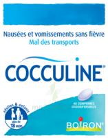 Boiron Cocculine Comprimés Orodispersibles B/40 à Le Teich